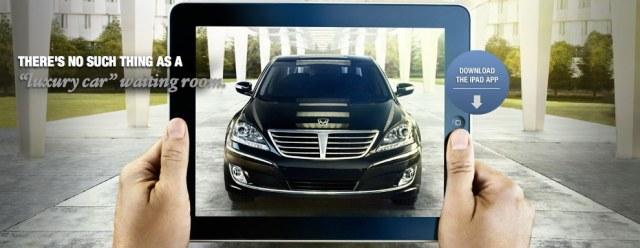 Hyundai Equus Service