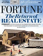 Fortune The Return of Real Estate