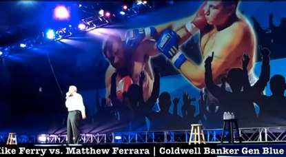 Matthew Ferrara vs. Mike Ferry Gen Blue Smackdown