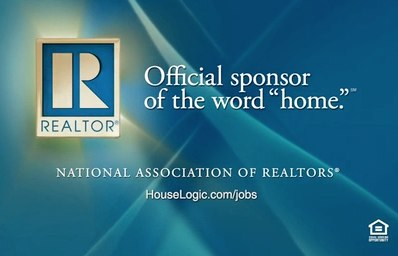 "National Association of REALTORS Official Sponsor of the word ""Home"""