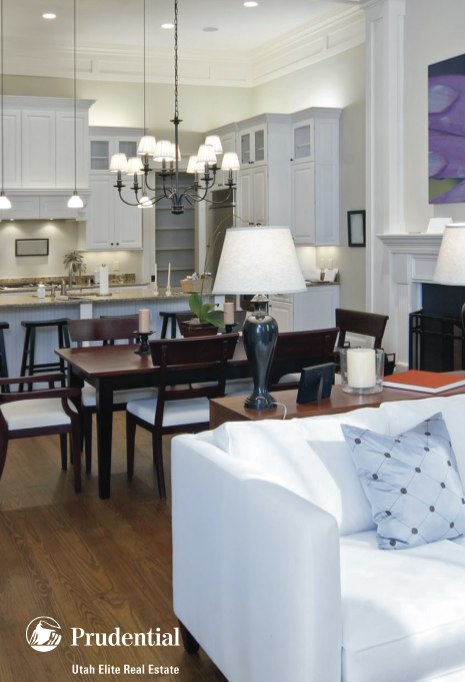 Prudential utah news staging your home for a quick sale for Staging your house for sale