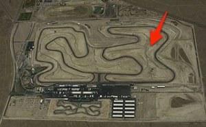 Miller Motorsports Park Track