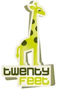 twenty feet logo