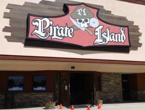 Pirate Island Orem Utah