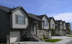 Riverbend Town Homes Saratoga Springs Utah