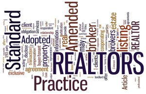 Wordle - REALTOR Code of Ethics