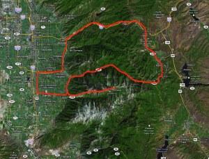 7 Utah Ski Resorts in one Day