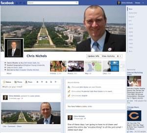 Chris Nichols Facebook Timeline