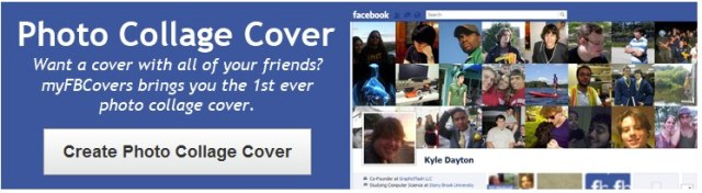 MyFBcover Collage