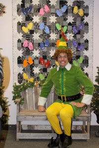 Buddy the Elf or Bubba?