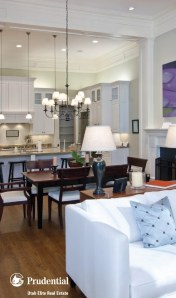 staging your home for spring